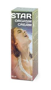 STAR ORGASM CREAM, 50 ml for orgasm in women